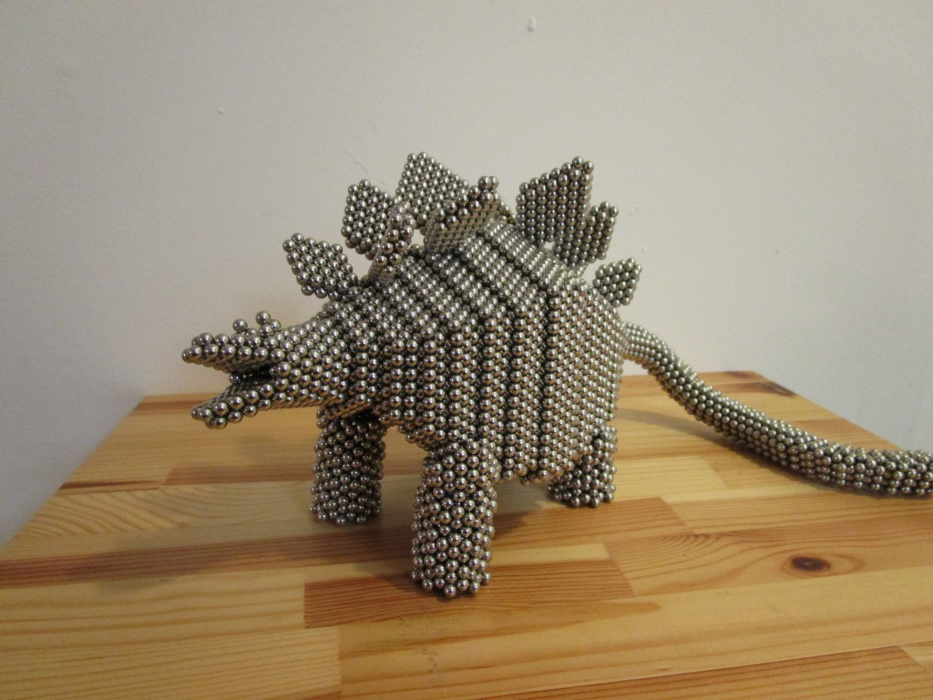 stegosaurus by BeerKnuckles